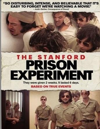 Experimento en la prisión de Stanford (2015) [BRrip 1080p] [Latino] [Drama]