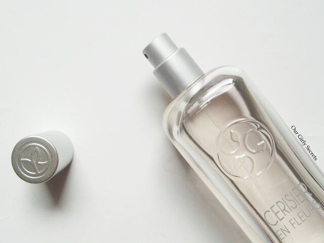 Our Girly Secrets Yves Rocher Et Son Delicat Parfum Des Cerisiers