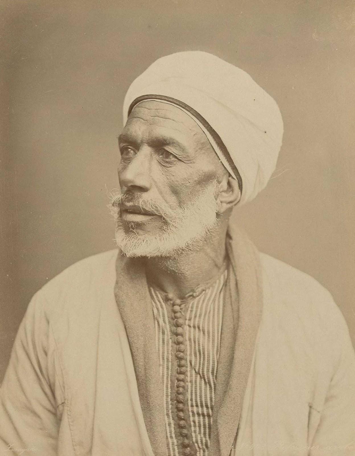 Arabic professor, Cairo.