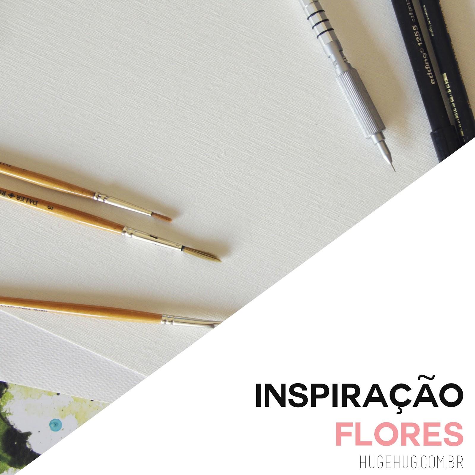 Inspiracao De Desenho Flores Huge Hug