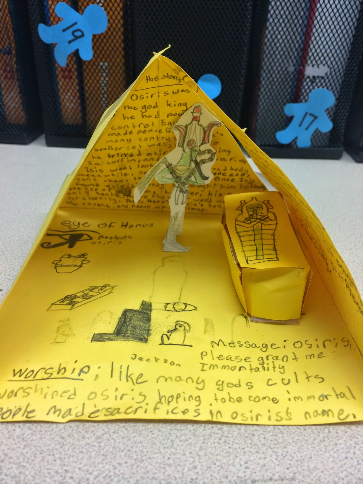 Ms Spinrod S Class Ancient Egypt