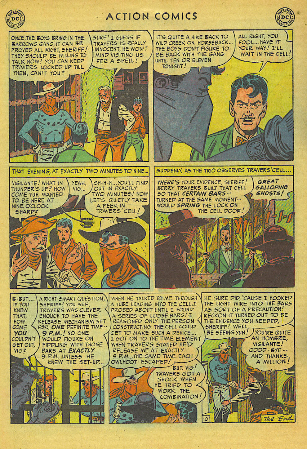 Read online Action Comics (1938) comic -  Issue #157 - 40