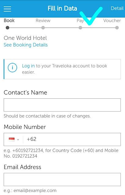 Jom rasai sendiri percutian mewah dengan harga yang berpatutan di One World Hotel bersama Traveloka.