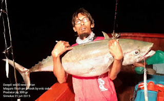 Tips Mancing Dogtooth Tuna