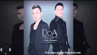Lirik Lagu Cinta Yolanda - DOA (DOdhy Andrigo)