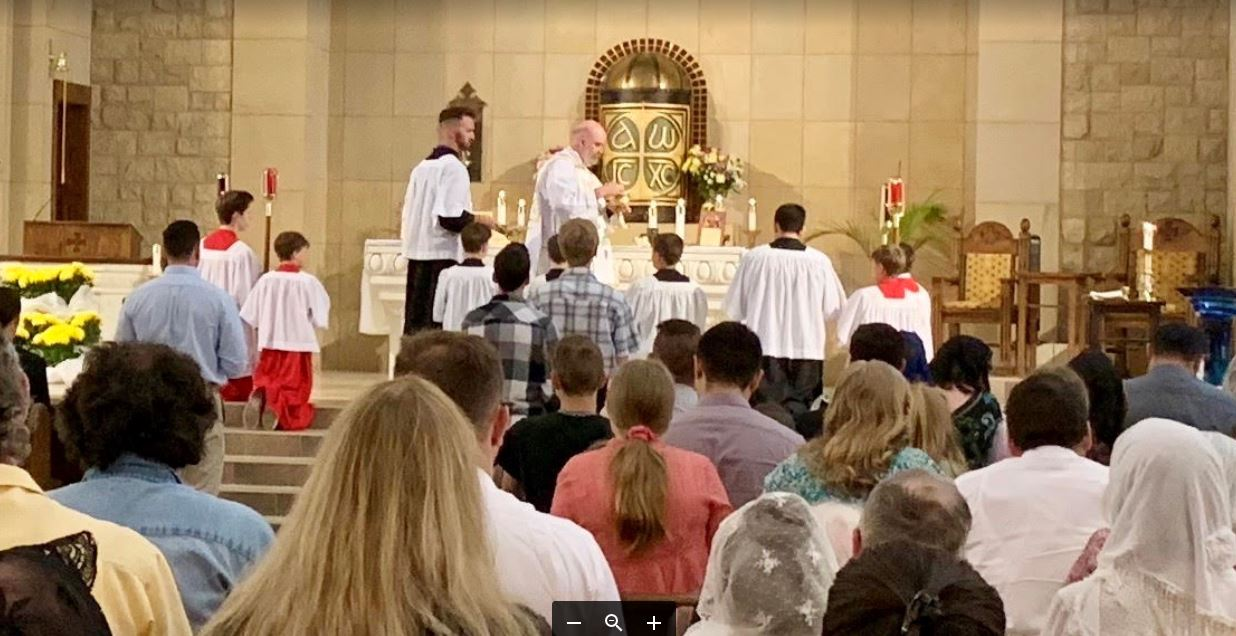 Monthly TLM, Nampa