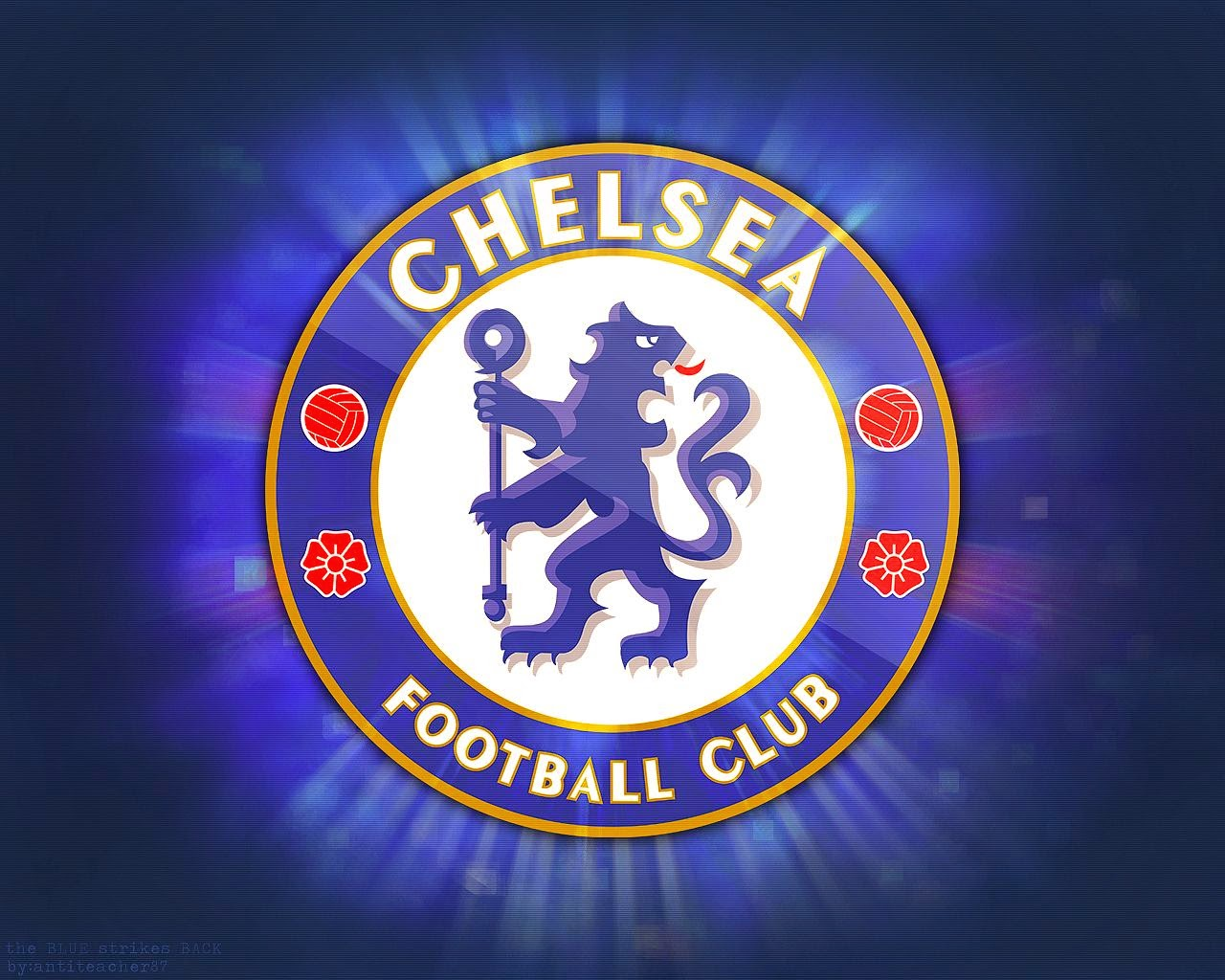 Chelsea Football Club Wallpaper - Football Wallpaper HD