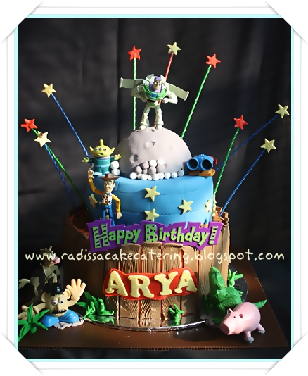 Catatan Perjalanan Happy Birthday Arya
