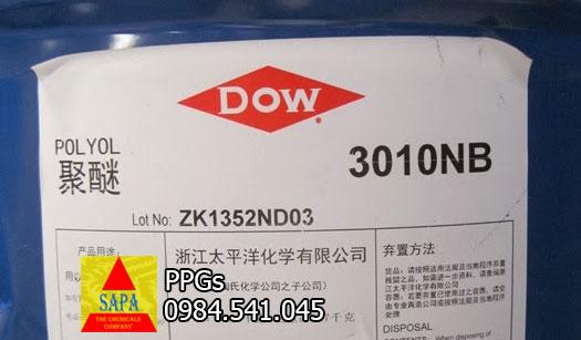 Polypropylene Glycol (PPG)