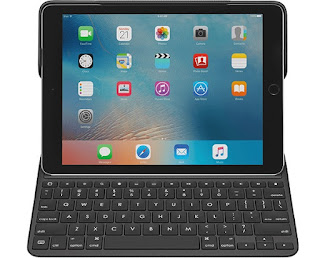Logitech CREATE Backlit Keyboard Case launched for Apple iPad Pro (9.7-inch) with Smart Connector and Apple Pencil Holder