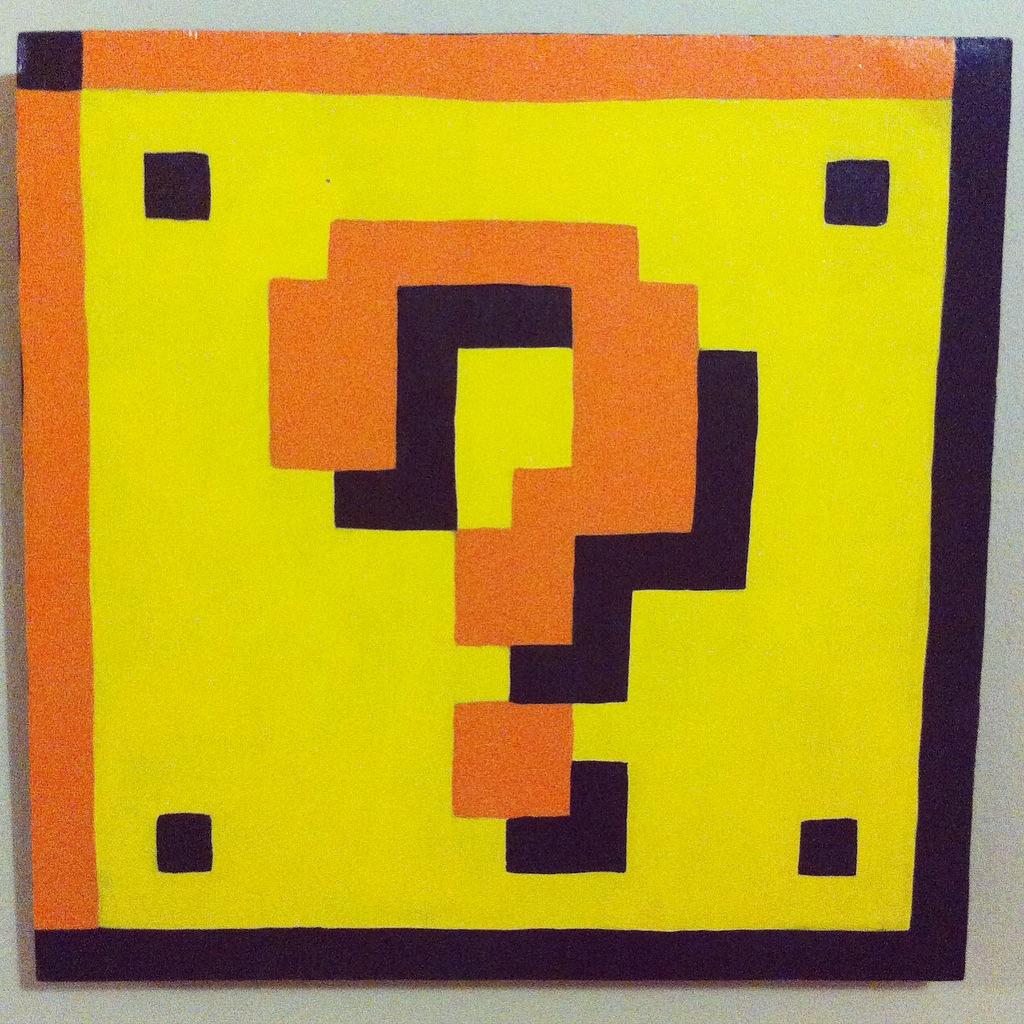 Erik's Mind: Pixel Art For Sale