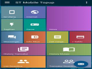 software membuat aplikasi, aplikasi android bisnis pulsa, aplikasi transaksi pulsa all operator