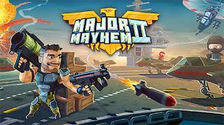 Download Major Mayhem 2 ( MOD, Unlimited Coins Blueprints)