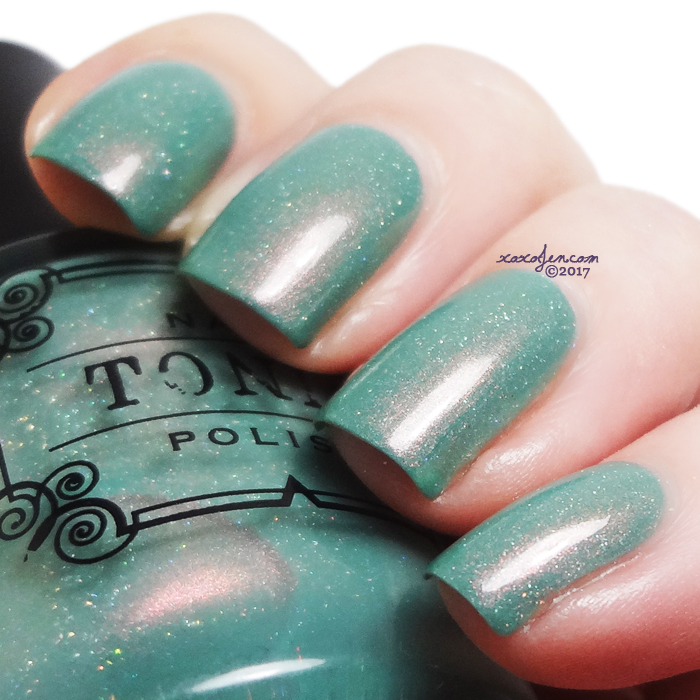 xoxoJen's swatch of Tonic Sweet Pea