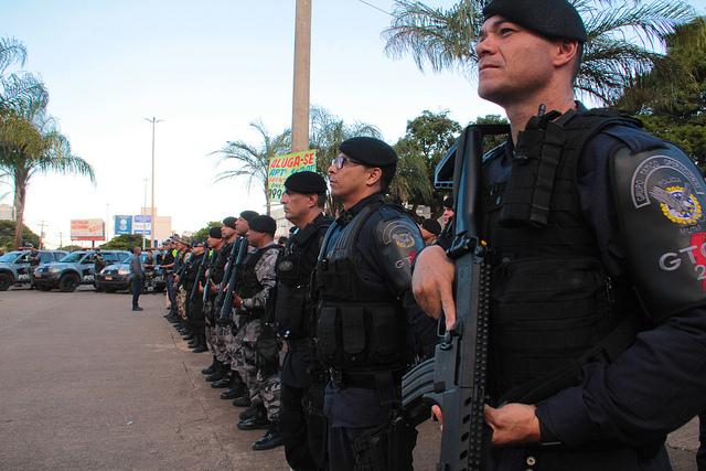 Segurança Pública deflagra em Ceilândia Operação Prioridade