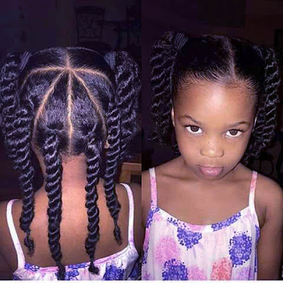 black baby hair care how to make
