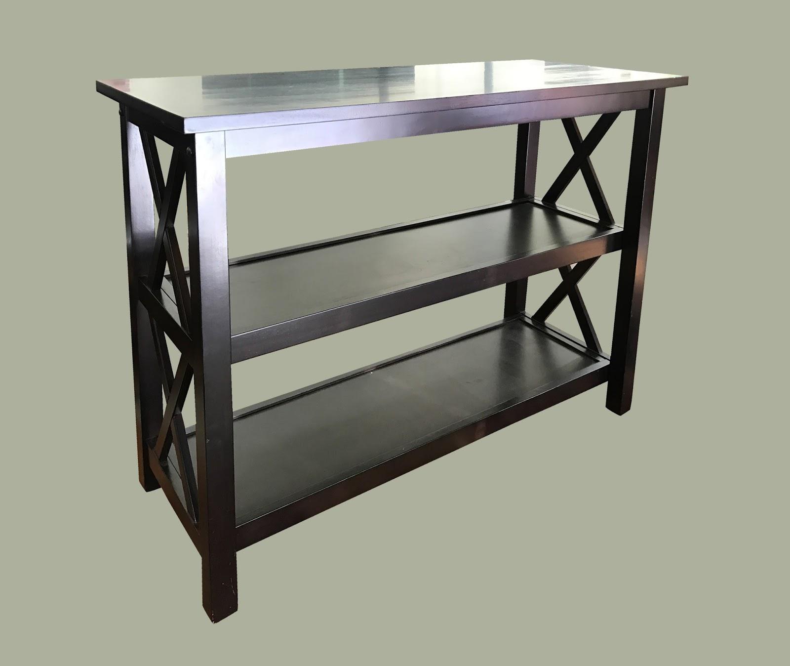 Uhuru Furniture Collectibles Backless Shelf 65 Sold