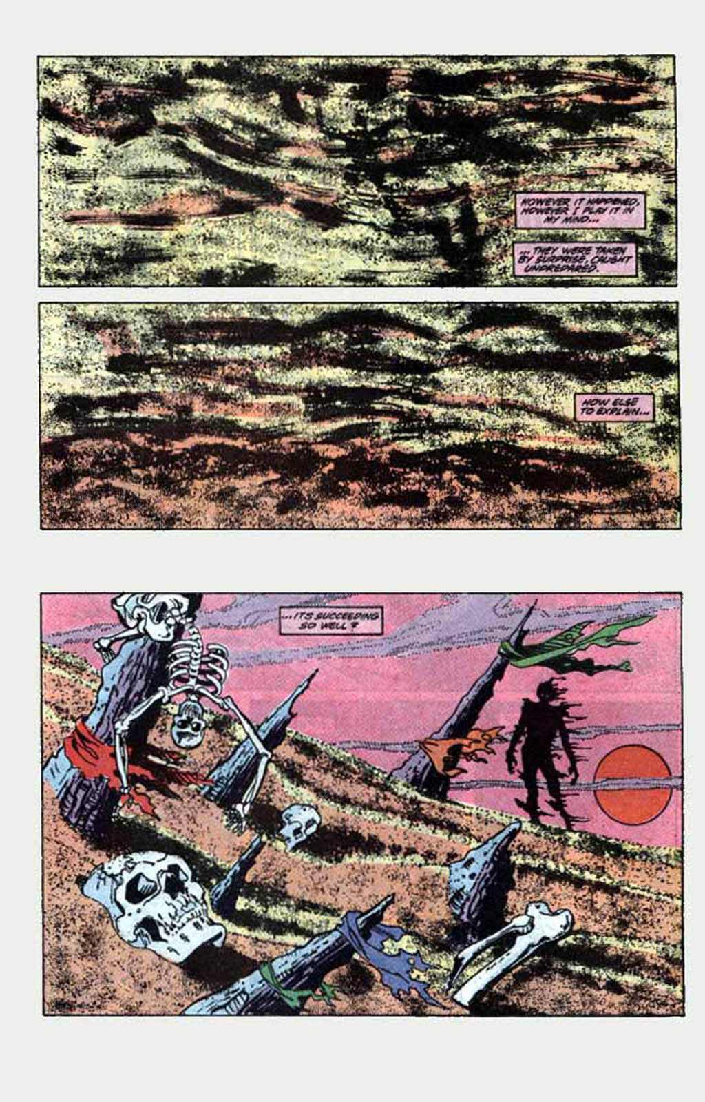 Read online Armageddon 2001 comic -  Issue #1 - 12