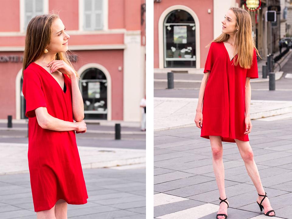 summer-outfit-fashion-blogger-red-dress-nice-france-muotiblogi-kesämuoti-kesämekko-nizza-ranska