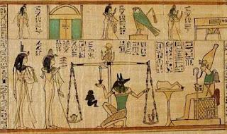 contoh seni grafiti pada zaman mesir kuno