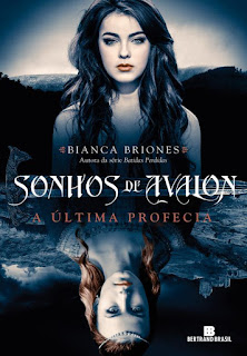 Sonhos de Avalon - Bianca Briones na @BertrandBrasil