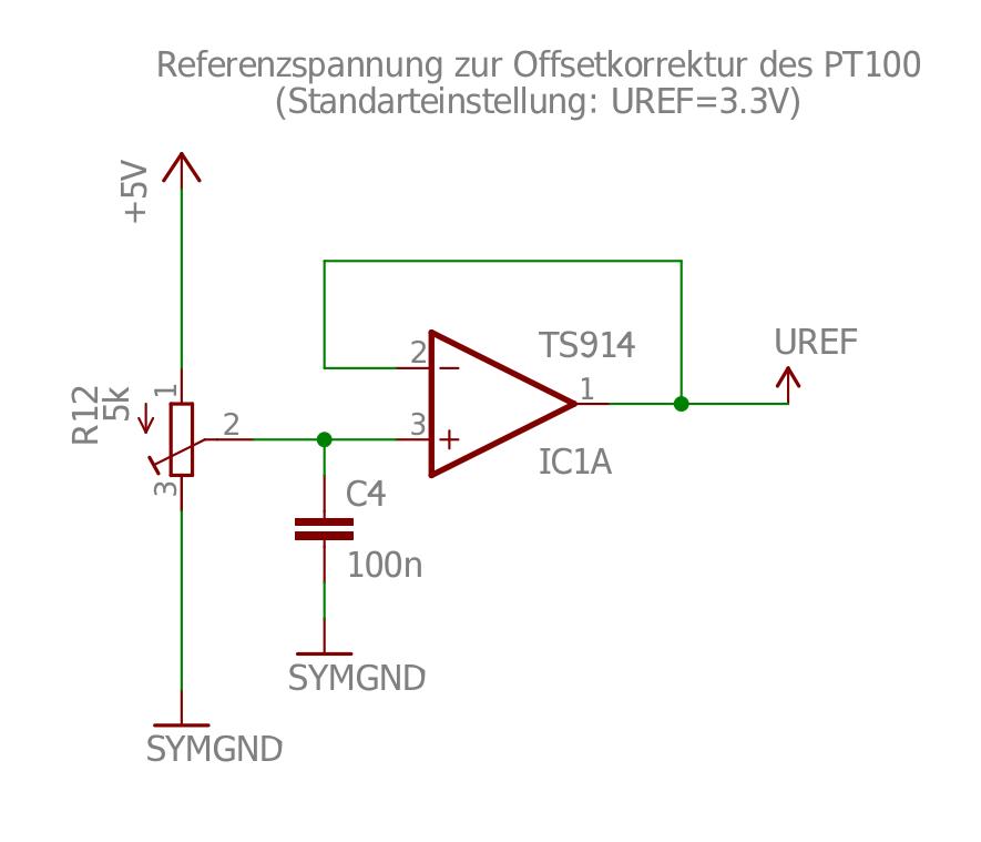 Ätzen - Löten - Programmieren: Ein einfaches Thermometer mit PT100