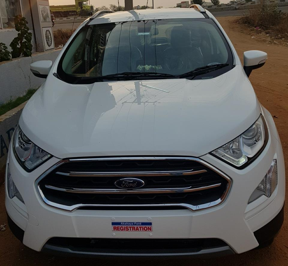Ecosport Accessories Ford Ecosport Modified Ecosport Alloy Wheels Ford Ecosport Modified Headlight Ecosport Headlight Modification Ecosport Roof Black