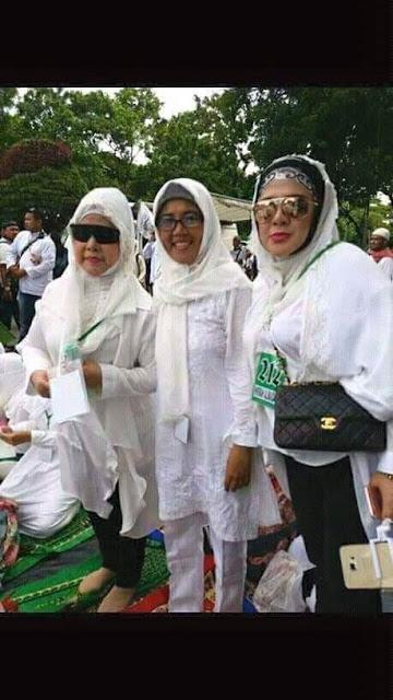 Ini Deretan Artis Yang Ikut Dalam Aksi Bela Islam 212, Lihat Foto-Fotonya