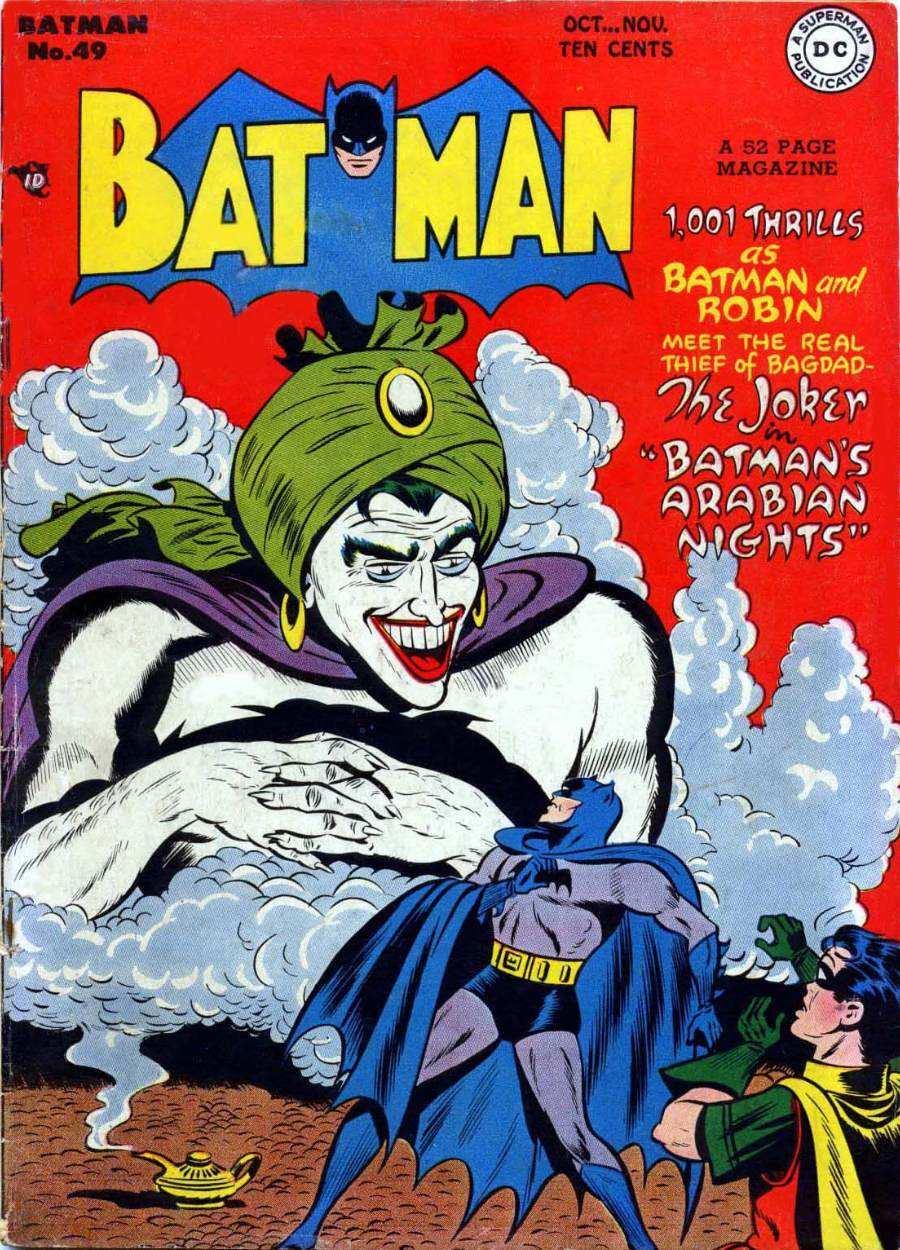 Batman 1940 Issue 49 | Viewcomic reading comics online for