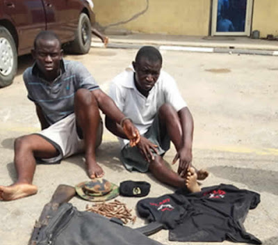 festac lagos robbery suspects arrested