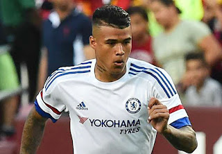 Sport: Chelsea star, Robert Kenedy joins Newcastle United on loan