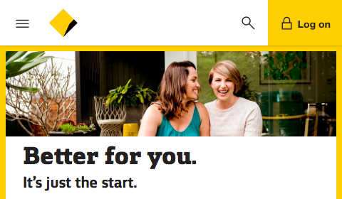 Better for you – CommBank