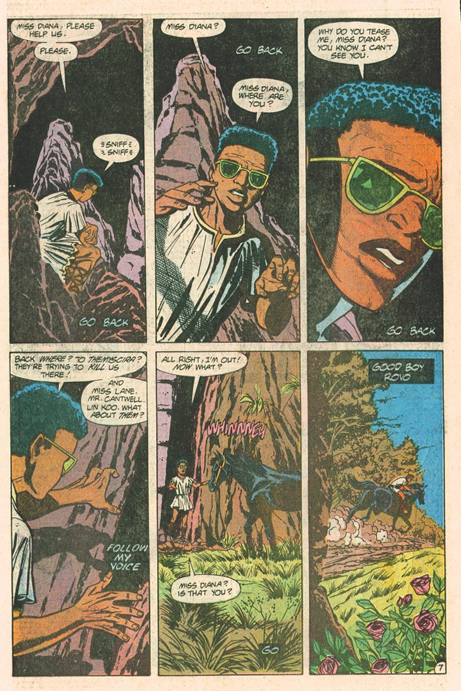 Read online Wonder Woman (1987) comic -  Issue #40 - 9