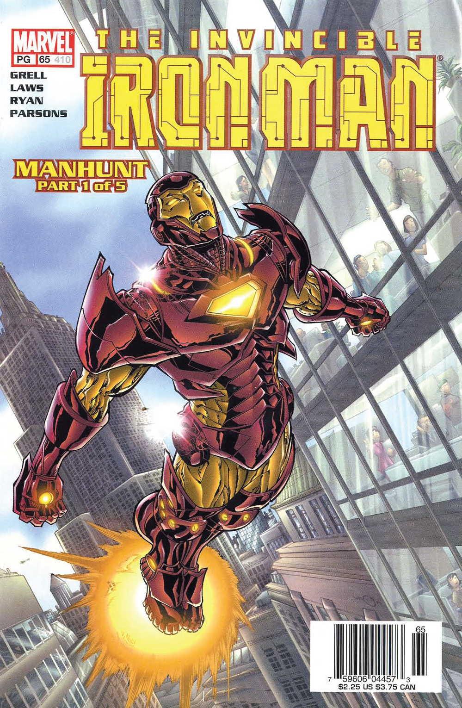 Iron Man (1998) 65 Page 1