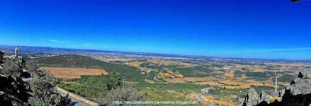 Vista Panorâmica da Serra da Marofa