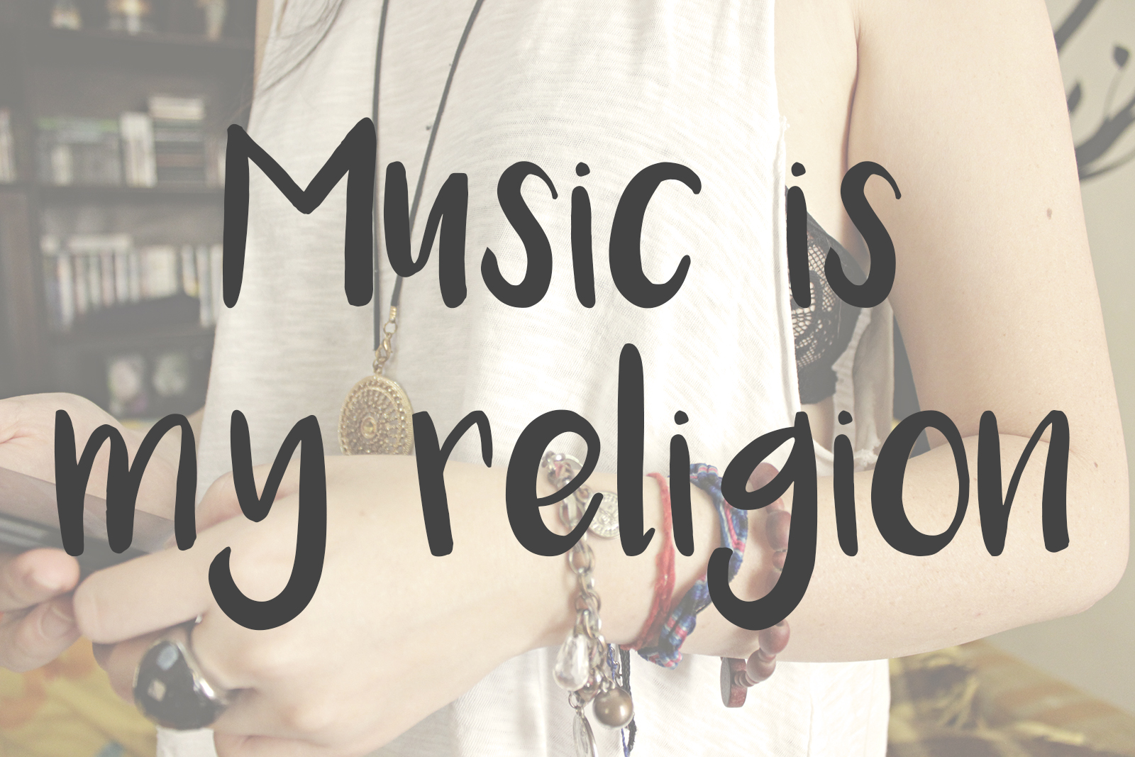 capa music is my religion