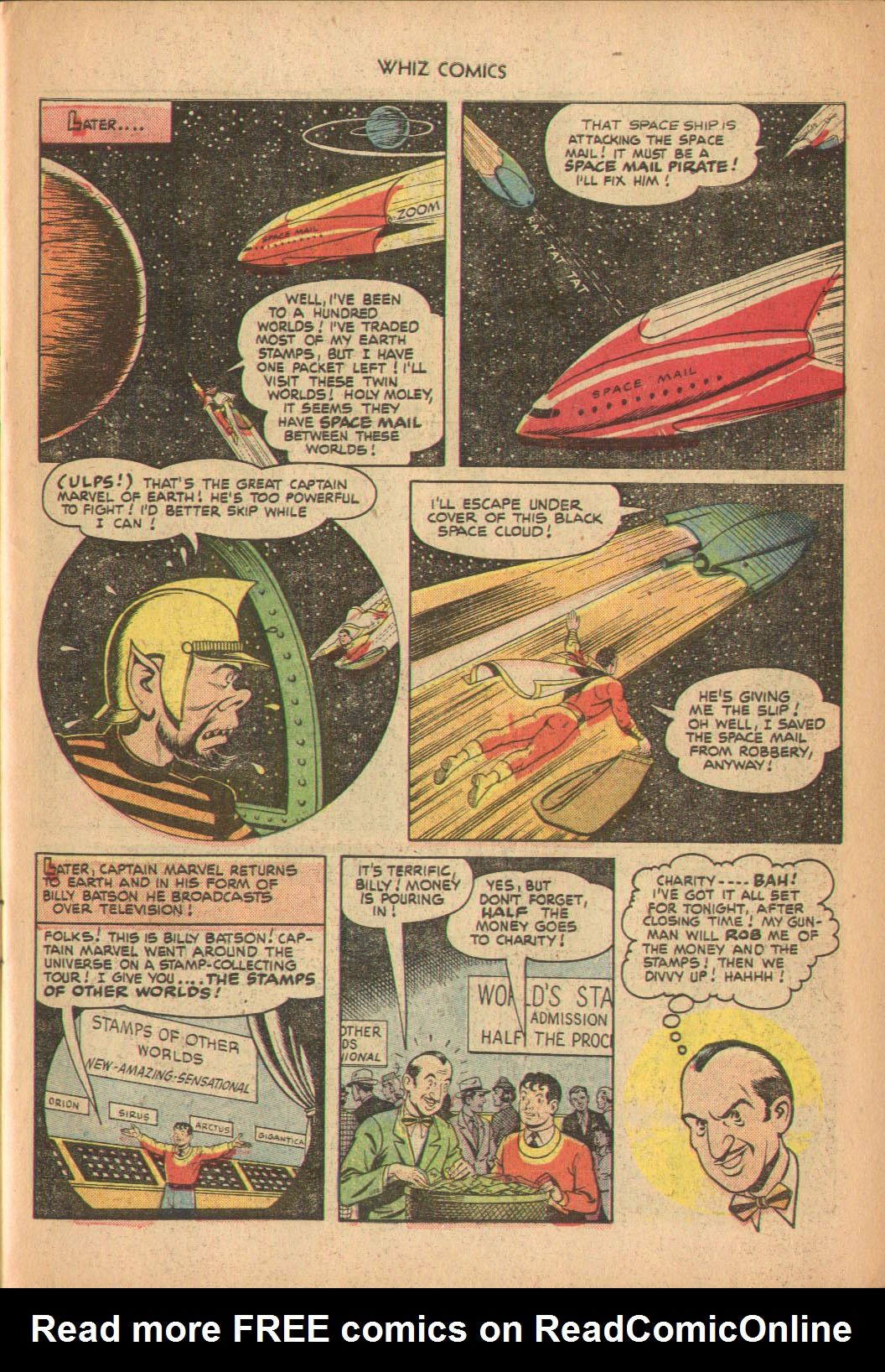 WHIZ Comics issue 137 - Page 7
