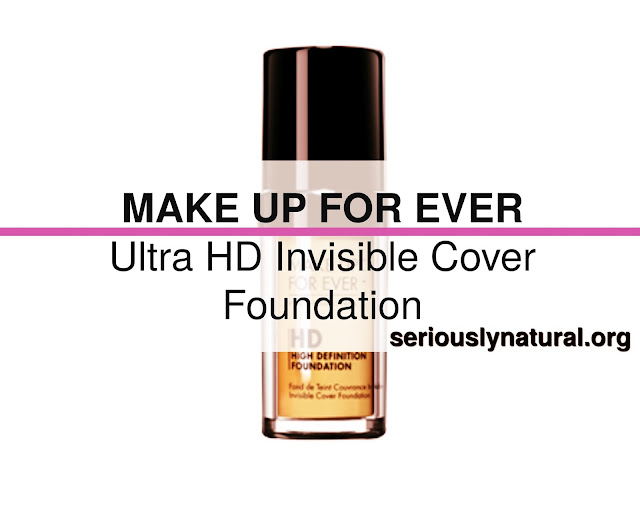 Click here to buy Make Up For Ever Ultra HD Invisible Cover Foundation, one of my favorite beauty products at Sephora!