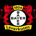 Logo Tim Klub Sepakbola Bayer 04 Leverkusen PNG