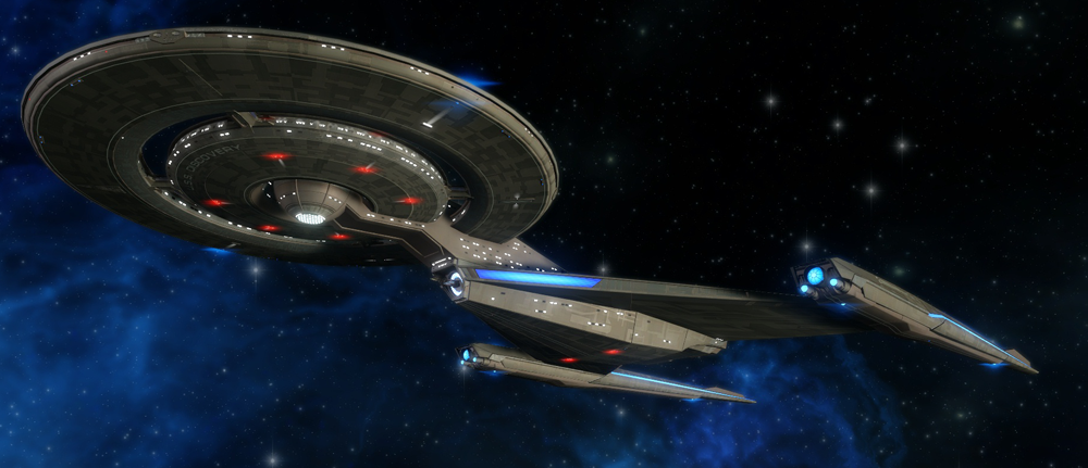 The Trek Collective Discovery Ships Come To Star Trek Online