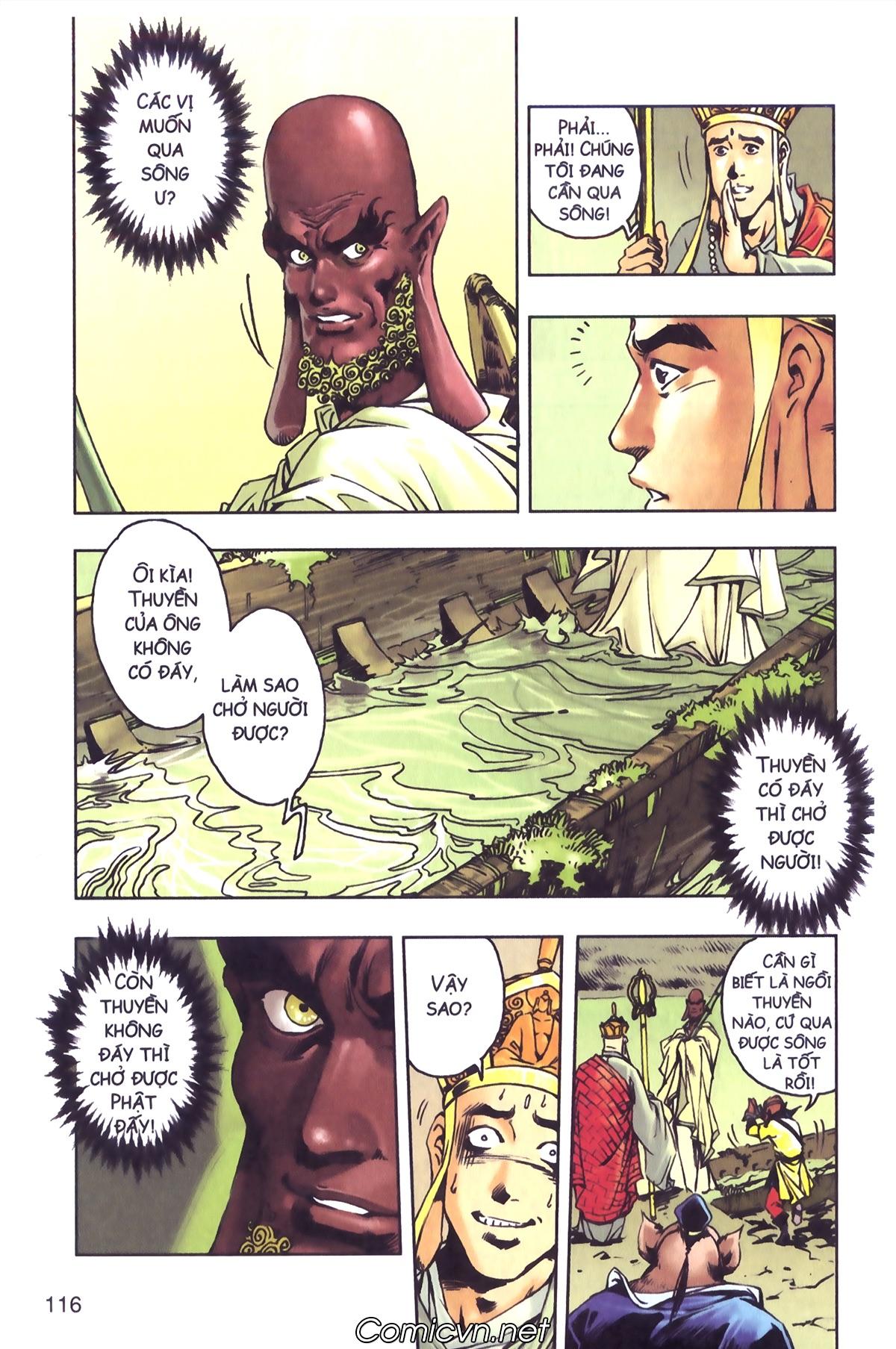 Tây Du Ký màu - Chapter 133 - Pic 16