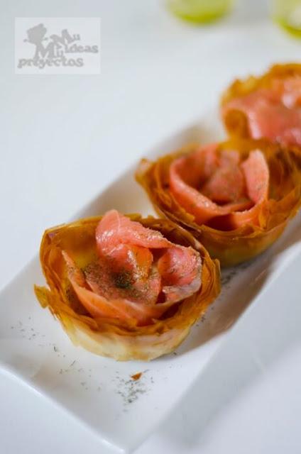 receta de tartaletas de cebolla caramelizada y salmon3