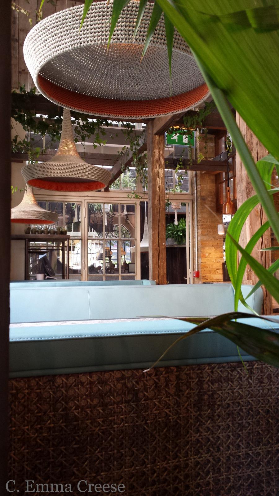 Benedict Tea Rooms Beth Heslop