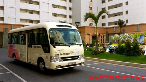 Xe bus The Eastern