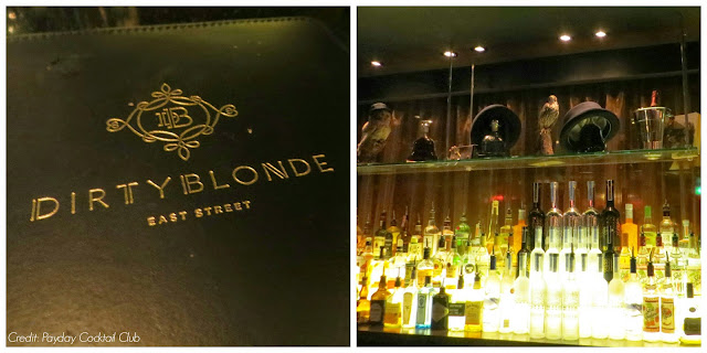 Dirty Blonde Brighton Cocktail Bar Review