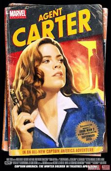 Đặc Vụ Carter - Marvel Agent Carter