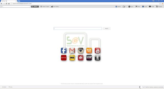 Search.funtvtabplussearch.com (FunTVTabPlus extension)