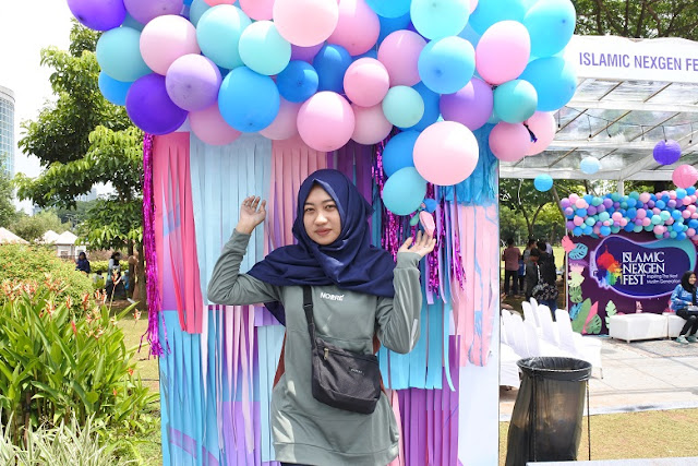 Paket Komplit di Hijab Celebration Day 2019