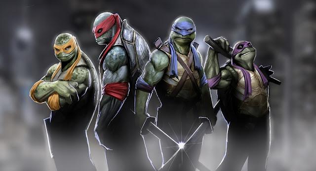 Origen De Las Tortugas Ninja En El Cómic La Tv El Cine Y Los