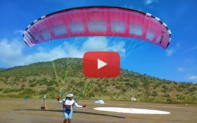Paragliding in Sarangani